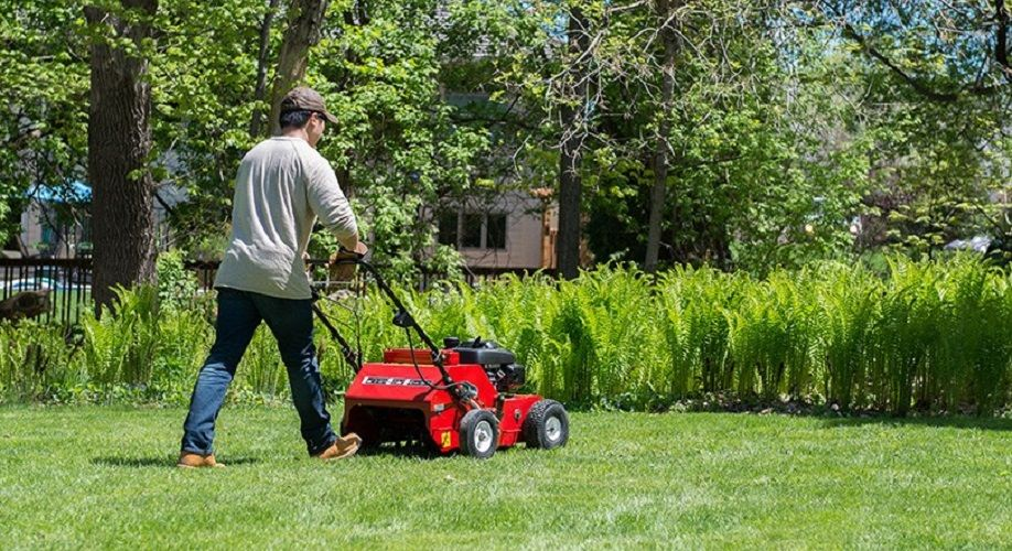 All About Aerating Your Lawn This Fall